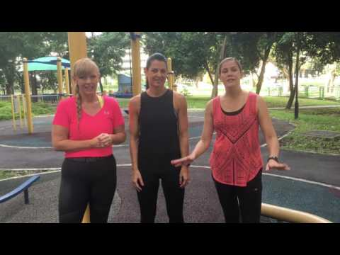 """Easy"" Fitness Corner Exercises   The Finder x Urban Remedy HD"