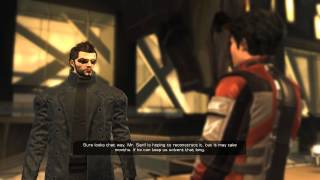 PC Longplay [313] Deus Ex Human Revolution part (02 of 19)