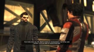 PC Longplay [313] Deus Ex Human Revolution part (02 of 19)