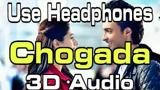 3D Audio | Chogada Song | 3D Audio Song | Loveratri | APH Everything