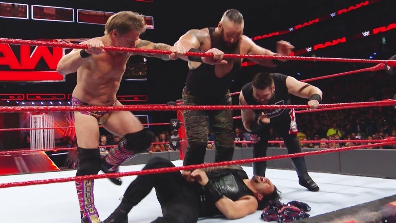Download WWE Monday Night Raw 1 9 2017 Full Show HD   WWE Raw 9 January 2017 Full Show This Week mp4
