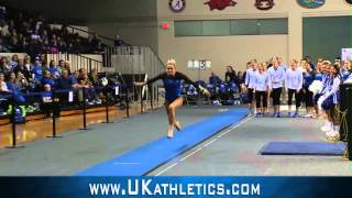 Kentucky Wildcats TV: UK Gymnastics Wins on Senior Night