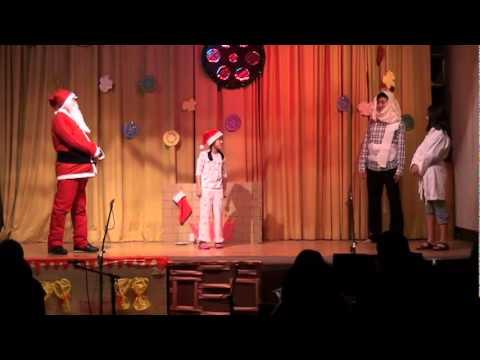 Jesus Vs Santa Christmas Play Skit Drama