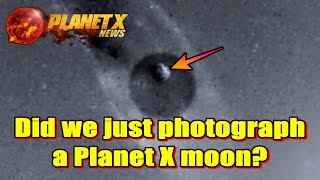 Did we just photograph a Planet X moon