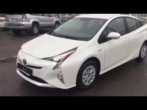 Гараж / 400 000 км на Toyota Prius // 29.08.17 - YouTube