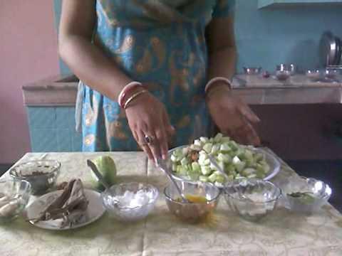Assamese recipe: Momi