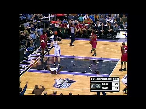 NBA - Top 30 plays of 2001