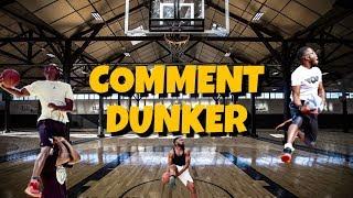 COMMENT DUNKER EN 3 ETAPES Video