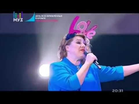 Ева Польна - Фантастика (День всех влюблённых в Кремле - Муз ТВ, 14.02.2017)