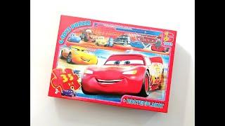 #mcqueen #ПАЗЛЫМАКВИН Puzzles for children Развивающие мультики для самых маленьких. Пазлы для детей