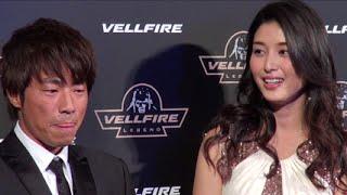 田村淳、橋本マナミ/「NEW VELLFIRE Presents VELLFIRE LEGENDプロジェ...