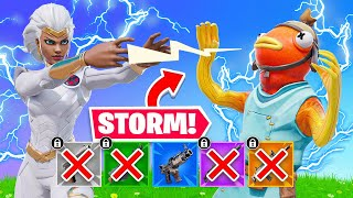 The *SUPER* STORM Challenge in Fortnite!