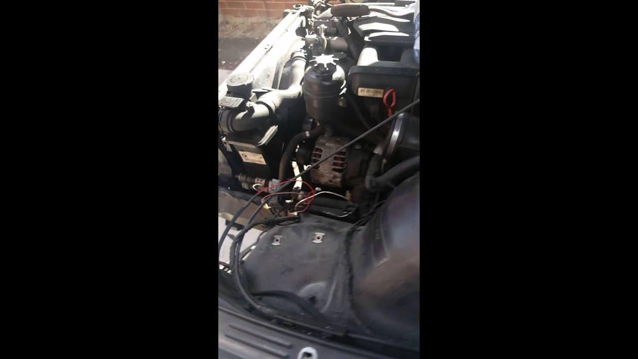 2002 Bmw 325xi Wont Start After A Car Accident Youtube 325i Starter Problem