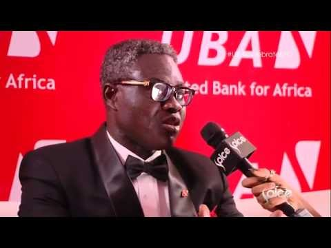 UBA Celebrates Outgoing CEO, Mr Phillips Oduoza