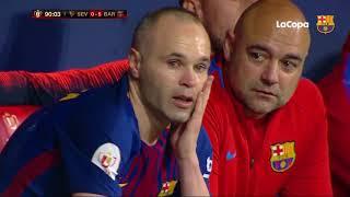 La final de Andrés Iniesta [21/04/2018]