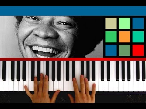 How To Play Aint No Sunshine Piano Tutorial Bill Withers