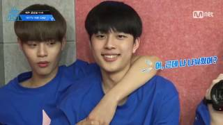 [ENG SUBS] PRODUCE 101 season2 101 SelfCAM (Airing without Reason DaehwixSeonho CAM) Feat JungSung