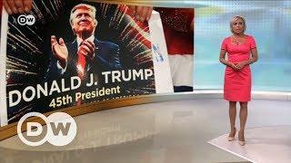 ГРУ помогло Трампу стать президентом?   DW Новости (06 06 2017)