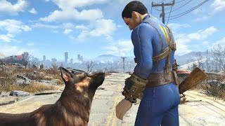 FALLOUT 4 OFFICIAL TRAILER! (Cinematic Gameplay)