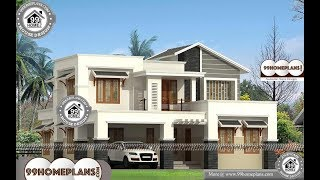 Indian House Design By 99HOMEPLANS COM [ Esp: M032 ]