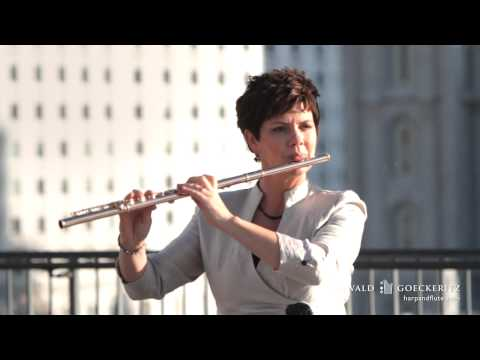 Crossing The Sweetwater - Best Original Flute & Harp Composition Music Solo - Classical Music