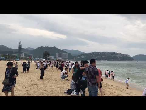 Dameisha beach Shenzhen