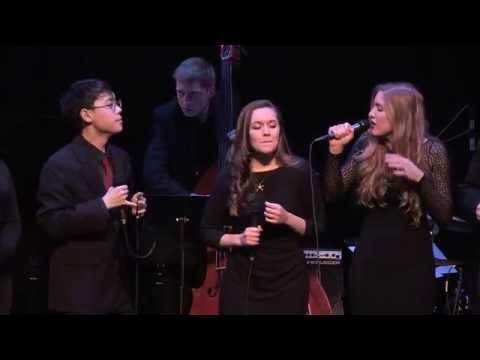 "Mason Jazz Vocal Ensemble ""The Kicker"""