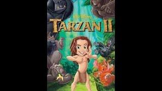 Opening to Tarzan 2 2005 VHS