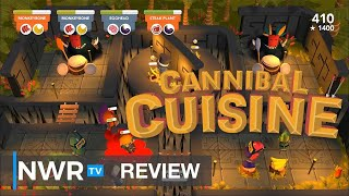 Cannibal Cuisine (Switch) Review (Video Game Video Review)