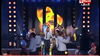 محمد رجب فى برنامج  سعد وسعد