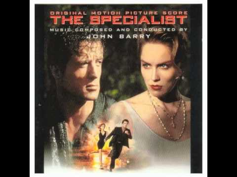 John Barry • The Specialist (1994) - The Specialist in Miami / May and Ray at the Cemetery