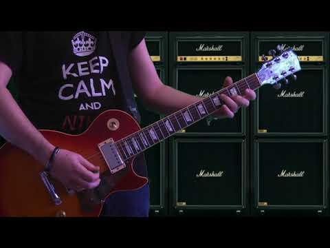 Guns N' Roses - Coma (guitar cover)