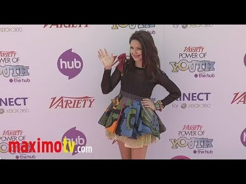Fashionista ARIEL WINTER Attends the 4th Annual Power of ...