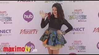 Fashionista ARIEL WINTER Attends the 4th Annual Power of Youth Event