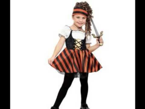 sc 1 st  YouTube & Toddler Pirate Costumes for Halloween or Anytime! - YouTube