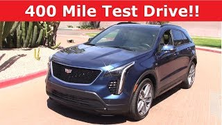 2019 Cadillac XT-4: One Week Test Drive