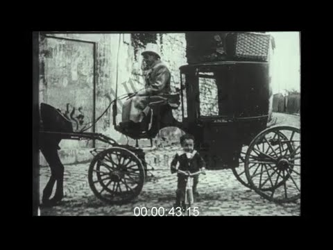Funny Early Bicycle Comedy, 1900s - Film 1002714 thumbnail