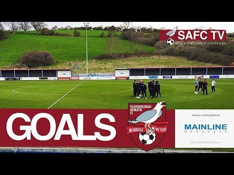 Goals: Colwyn Bay v Scarborough Athletic - 17/04/2018