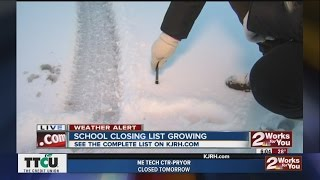 School Closing List Continues To Grow