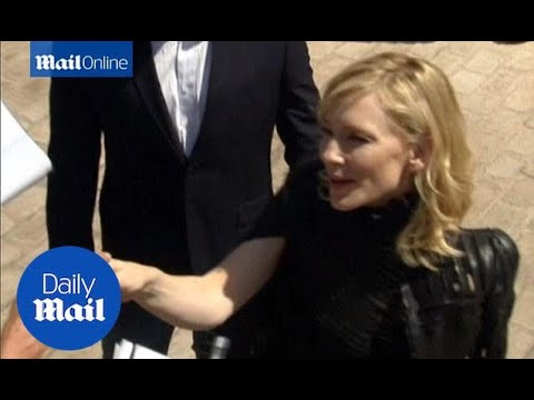 Cate Blanchett greets fans before Cannes screening of Carol - Daily Mail
