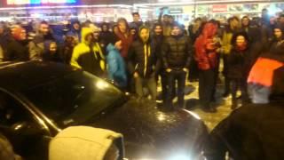 Night Illegal Warsaw :D