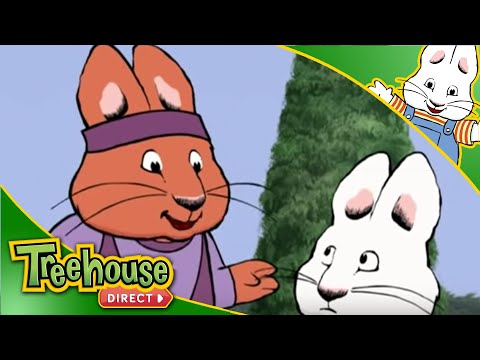 Max & Ruby: Max Says Hello / Ruby's Spa Day / Ruby's Tai Chi - Ep.53