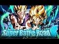 LR GOHAN & GOTEN + SIBLINGS BOND VS. CATEGORY SUPER BATTLE ROAD! (DBZ: Dokkan Battle)