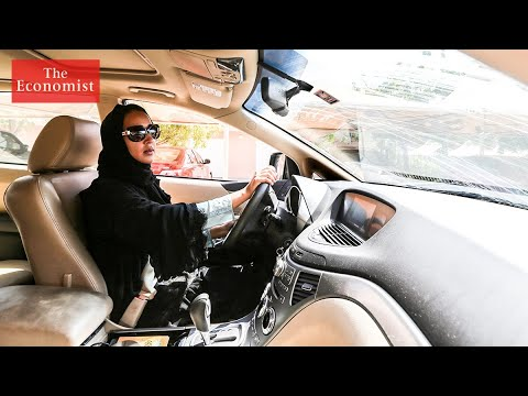 Driving was illegal for women in Saudi Arabia, but Manal Al Sharif did it anyway | The Economist