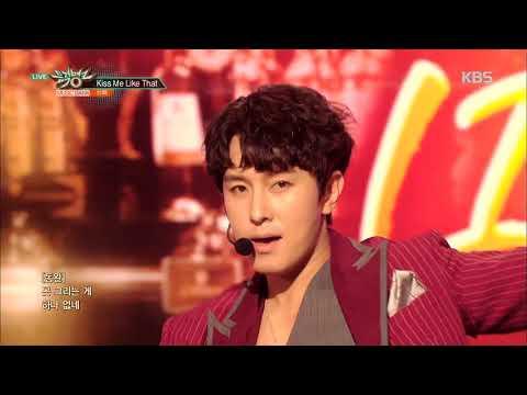 뮤직뱅크 Music Bank - Kiss Me Like That - 신화(SHINHWA).20180907