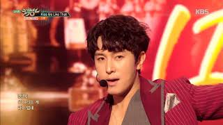 뮤직뱅크 Music Bank - Kiss Me Like That - 신화(SHINHWA).20180907.