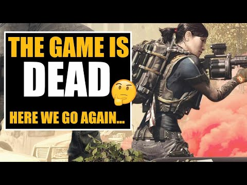 The Division 2 - For The Love of The Game... Really! |
