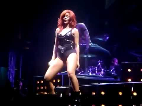 Rihanna - Skin (Loud Tour) in Boston