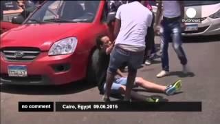 #Египет: смертные приговоры по делу о трагедии на стадионе(Так родственники осужденных отреагировали на вердикт уголовного суда Каира, который приговорил к смертной..., 2015-06-11T03:53:56.000Z)