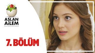 Aslan Ailem 7. Bölüm (Her Pazar 20:00'de TRT1'de)